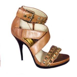 Michael Kors Studded Stiletto Sandals